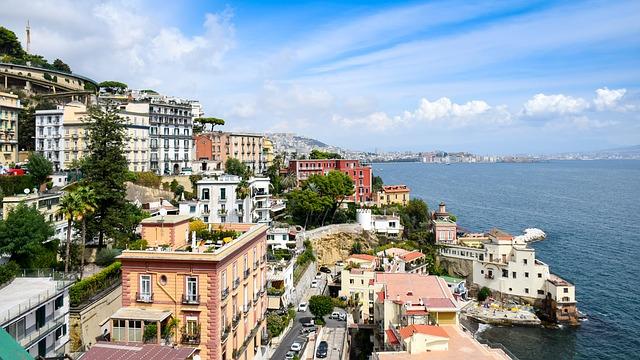 Neapol gdzie zjeść