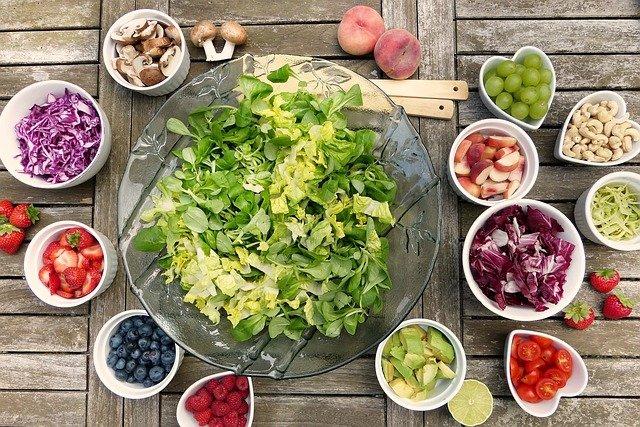 dieta bezmleczna jadłospis tygodniowy